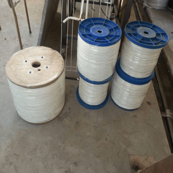 نوار پلاستیکی برای بافت سبد