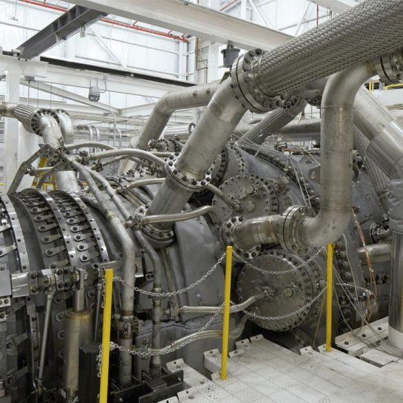 اصول و ساختمان توربین های گازی