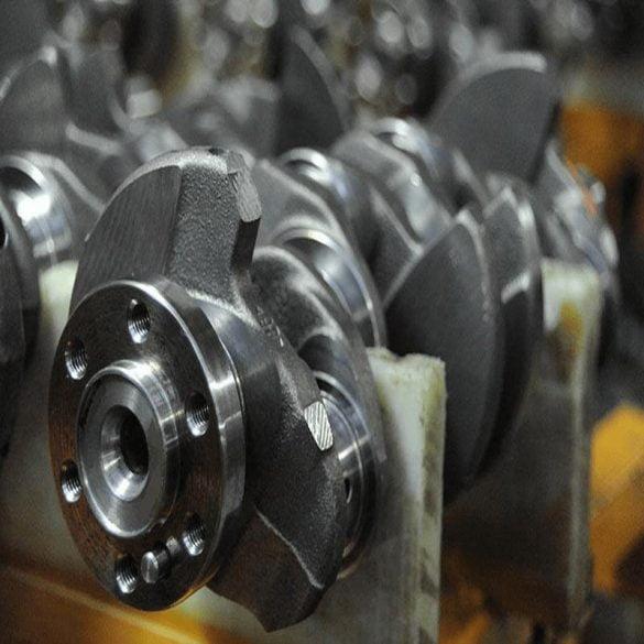 استاندارد مواد و قطعات ساخته شده