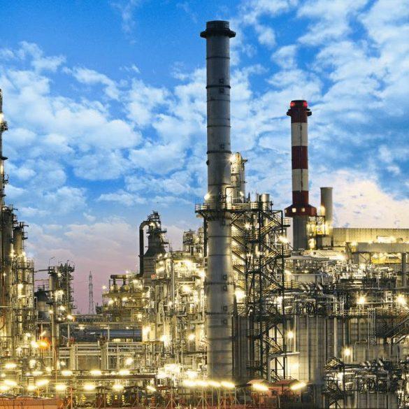 تقطیر و فراورده های نفتی و پالایشی