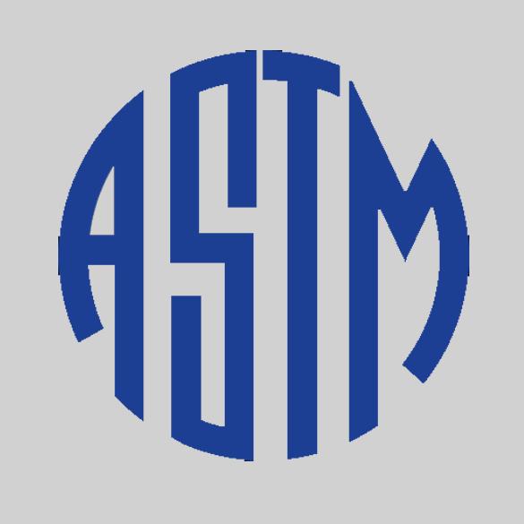 استاندارد پلاستیک Astm سری سه