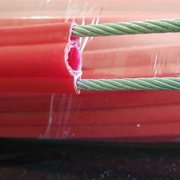 کابل محافظ سنسور مخازن نفتی و سیلو